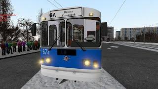 6А МАРШРУТ В СУМАХ ► Trolleybus FS