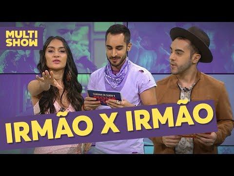 O TVZ tentou separar os MELIM  TVZ Ao Vivo  Música Multishow
