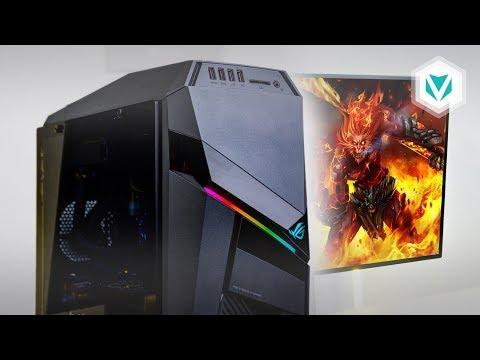 PC Thi Đấu Esport Chuyên Nghiệp Có Gì Đặc Biệt? - Asus ROG Strix GL12 Review