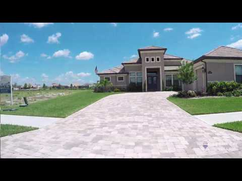 Valencia at Addison Village Driving Tour May 2019 | New Construction Homes for Sale | Viera, FL