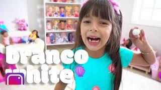 Laurinha e Histórias para crianças sobre doces e balas 🍭🍬