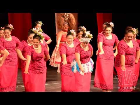 UH Hilo International Nights 2017- Samoa