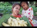 Awesome cooking cassava recipe -Cassava Cake -How to Cook YUCA root -Village food factory  -YUCCA