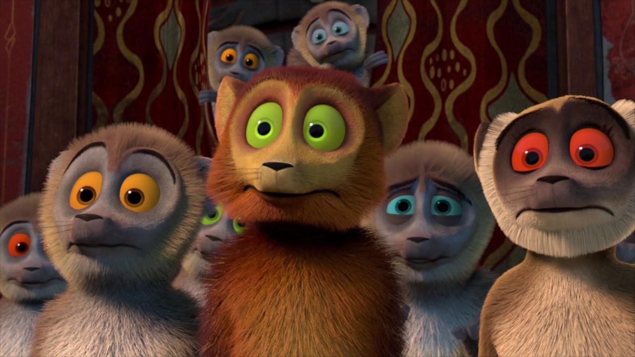 Saúdem Todos o Rei Julien | Melhores momentos | Madagascar | Desenhos Animados