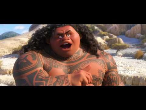 Moana - Mini Dwayne - Official Disney | HD