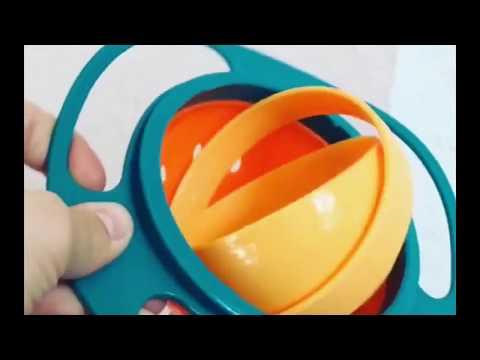 Children's No Spill Guro Bowl (Link In Description)
