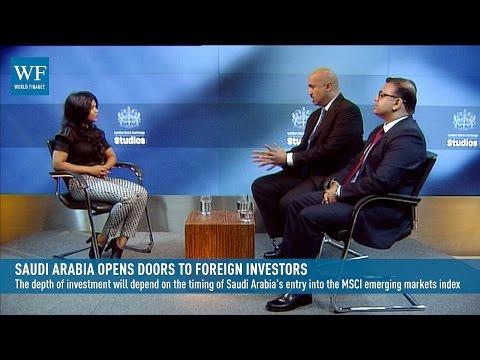 Saudi Arabia opens doors to foreign investors   World Finance