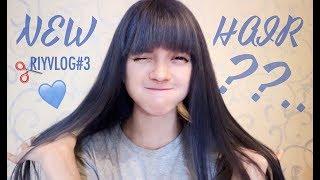 NEW HAIR ? YOUTUBE POP UP SPACE JKT 2017 , KUCINGKU NGEHAUL , MAKAN KESUSHI TEI etc [RIYVLOG#3]