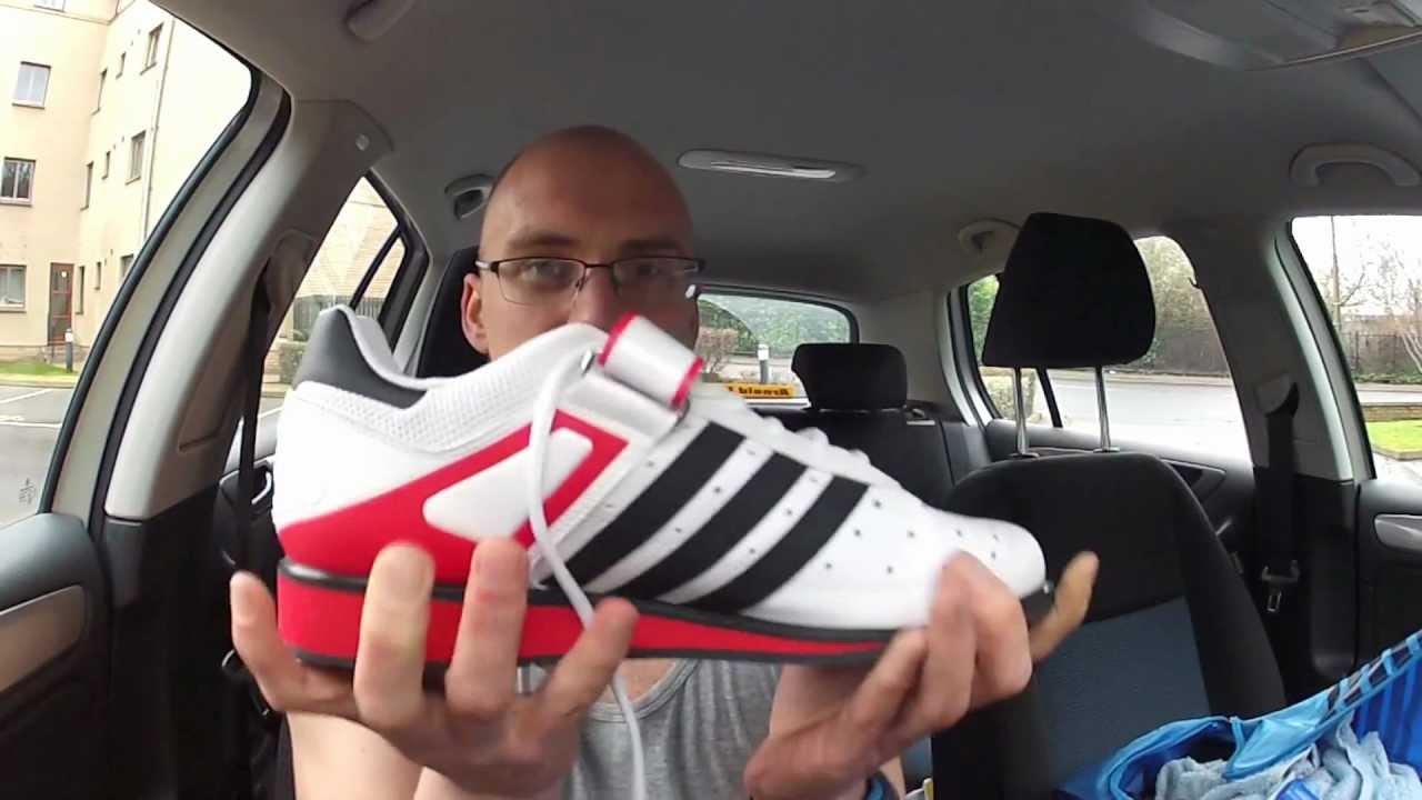 Weightlifting Shoes  Adidas Perfect Power 2 - YouTube 6ee87d8a5