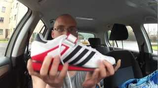 Weightlifting Shoes: Adidas Perfect Power 2
