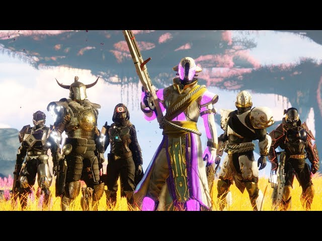 Destiny Daily 7/17/18: Update 1 2 3 + Weekly Reset & Faction Rally