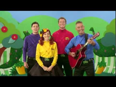 Wiggles incy wincy spider lyrics