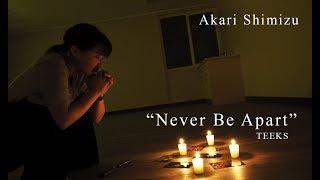 Akari Shimizu Teeks Never Be Apart.mp3