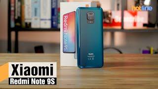 Xiaomi Redmi Note 9S — обзор смартфона