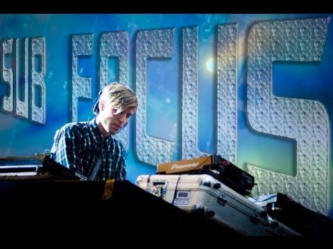 Sub Focus & DJ Clipz Drum & Bass Mix