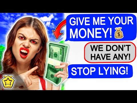 🐙 r/EntitledParents KAREN DEMANDS MONEY WE DON'T HAVE! | r/EntitledParents