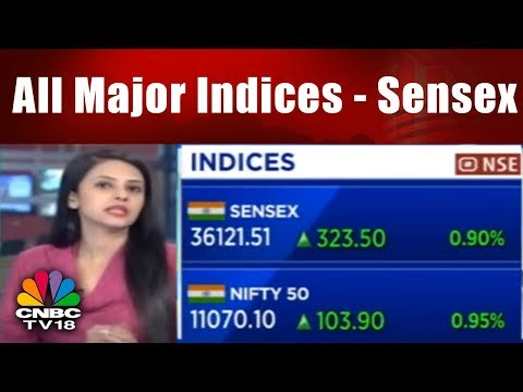 Your Stocks || All Major Indices - Sensex, Nifty 50, Bank Nifty - Gain on Dalal Street || CNBC Tv18