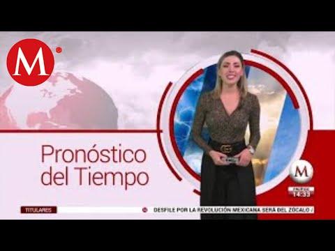El Clima Para Mañana 13 De Noviembre, Con Jessica De Luna