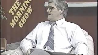 A5 on WXXV - The Morning Show (1989) - Ash Foxx