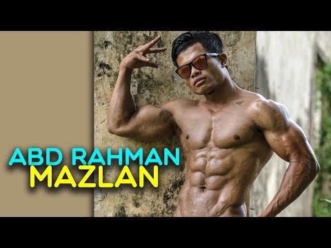 Photoshoot Abd Rahman Mazlan (Aesthetics Athlete)