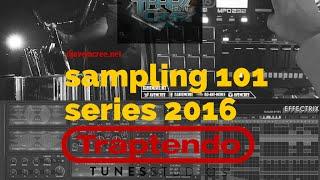 sampling 101 in FL Studio pt:1: intro and basics