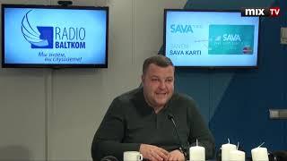 """Инженер по пожарной безопасности Артур Хроленко в программе """"Разворот"""" #MIXTV"""