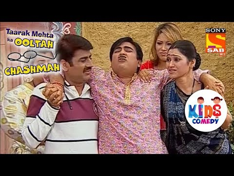 Goli Puts Jethalal In Trouble | Tapu Sena...