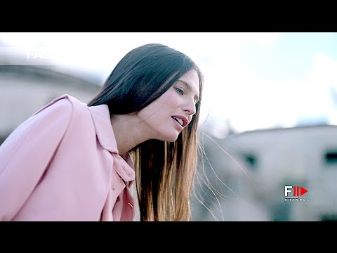 OVS with BIANCA BALTI ADV Campaign Spring Summer 2017 - Fashion Channel