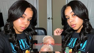 NEW DETAILED BALD CAP METHOD | WowAfrican Wig Review