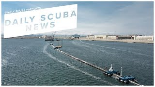 Daily Scuba News - Pac-Man Hates Plastic Pollution?