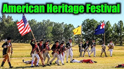 2017 American Heritage Festival - Queen Creek Arizona