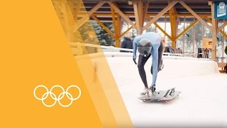 Skeleton decoded   Youth Olympic Games
