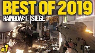 Siege BEST Plays of 2019 #1 | Rainbow Six Siege Top Plays