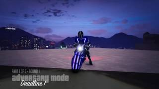 GTA 5 Multiplayer - EXTREME TRON!!