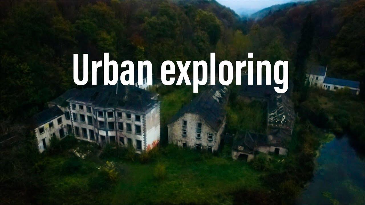 Château Marteau Longe ~ Urban Exploring - YouTube