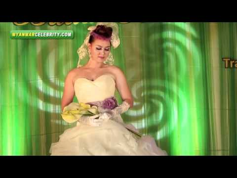 """Memories of Love"" Bridal Fair 2012 @ Traders Hotel, Yangon"
