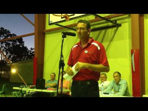 KUR-WORLD, KUR-Cow PUBLIC MEETING KURANDA - 26 OCT 16 - CRAIG CRAWFORD