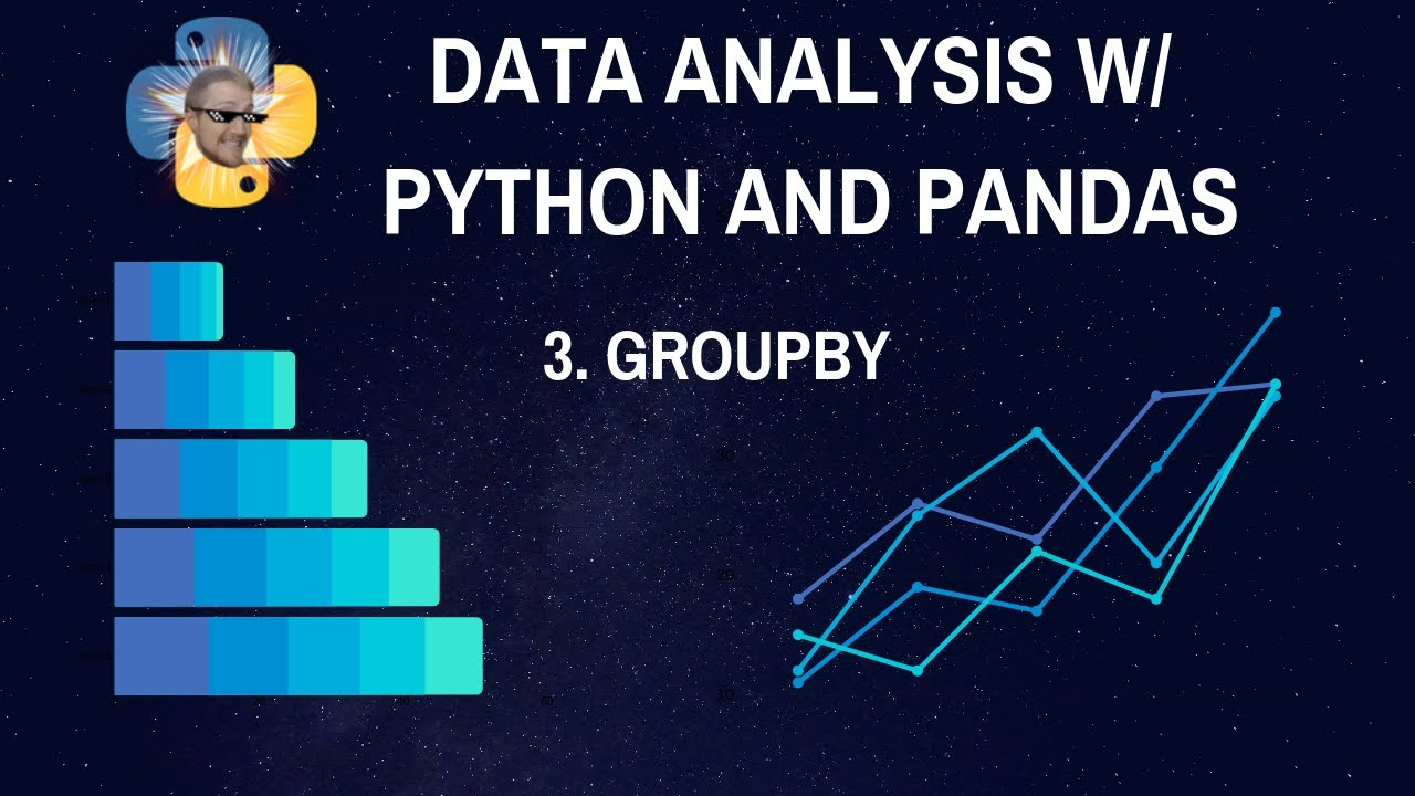 Groupby - Data Analysis with Python and Pandas p 3