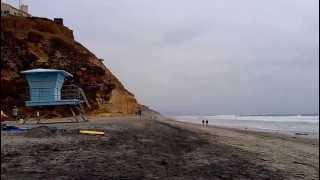 Solana Beach: a California Beach