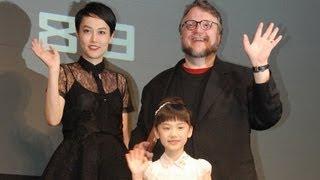 芦田愛菜&菊地凛子が登場 映画「パシフィック・リム」 #Pacific Rim #movie