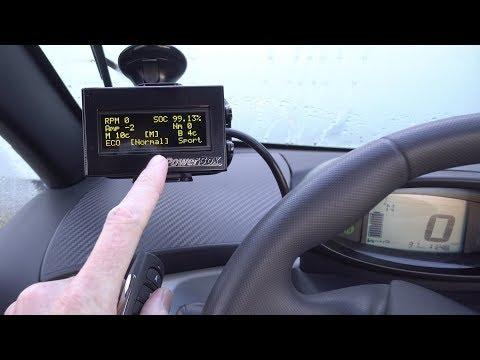ELECTRIC CAR TUNING - 24KW TWIZY!!