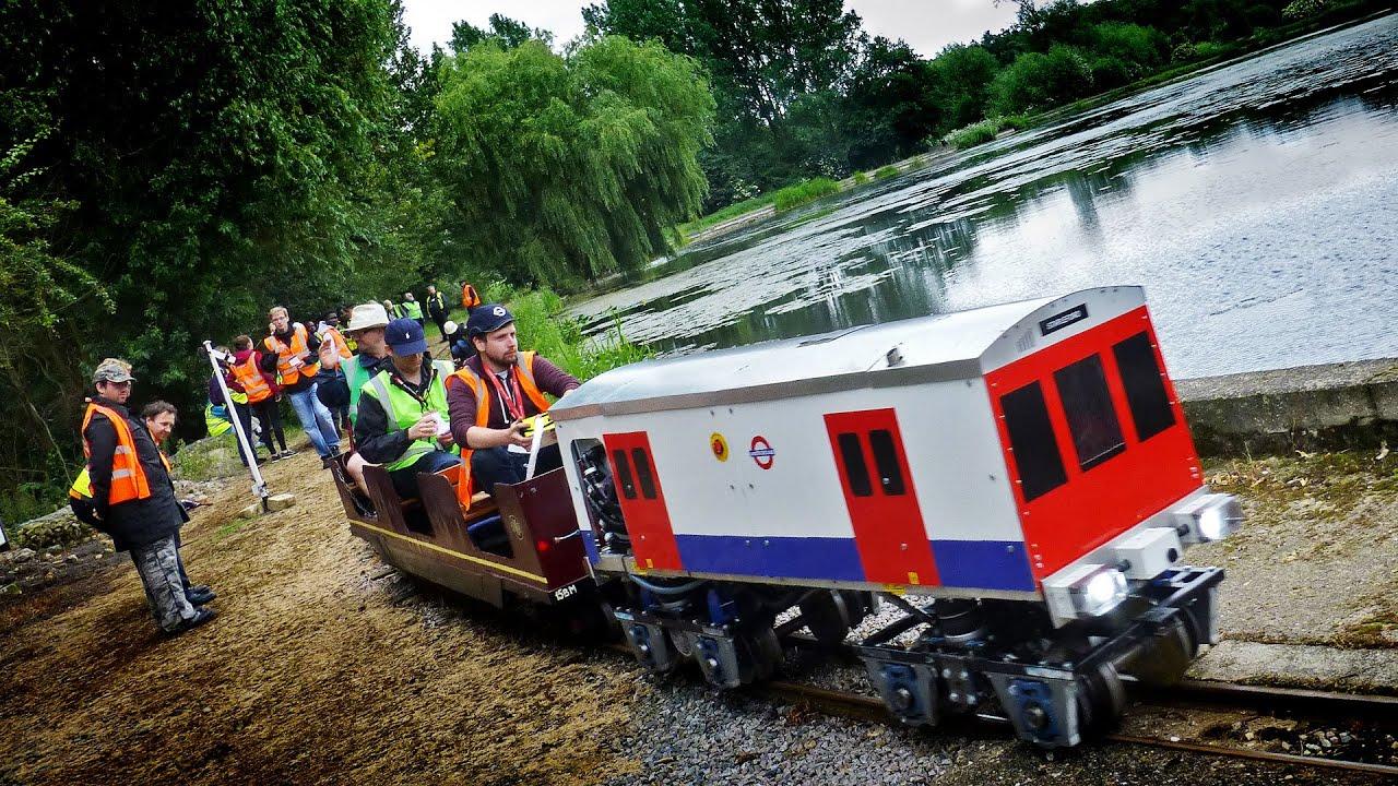 IMechE Railway Challenge 2015 YouTube