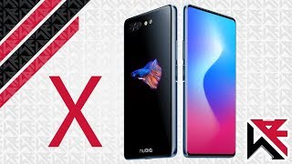 هاتف نوبيا إكس الغريب - Nubia X