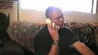 Burglars Phone Call