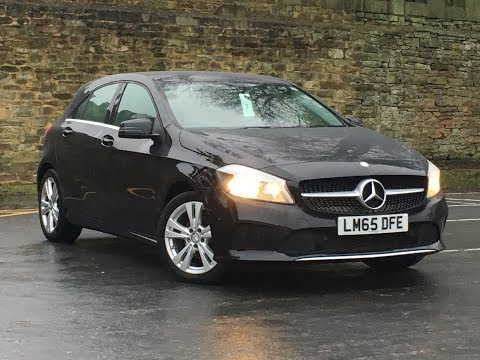 Mercedes A-Class 180D Sport Executive For sale at Peter Watson