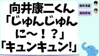 関西ジャニーズJr.「X'mas Party!! 2018」@大阪松竹座で、向井康二くん...