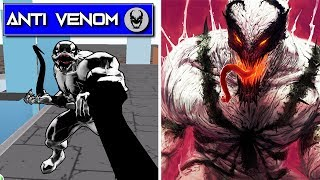 Anti Venom Gameplay - Ultimate Spider-man (PC) Mod