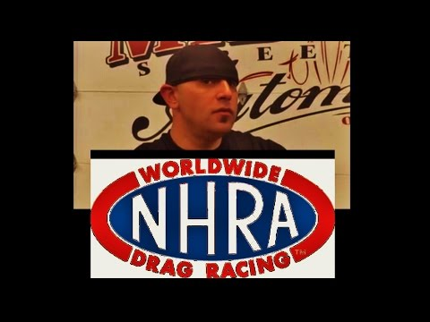 CrowMod Leaves the Mean Streets. Big Chief Goes NHRA #GearHeadsWorld