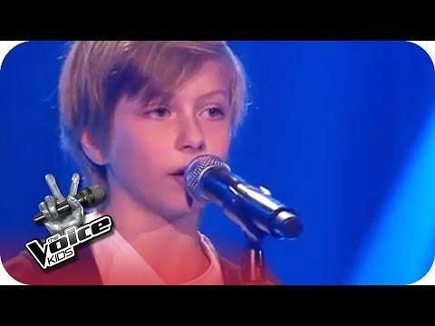 Philipp Dittberner - Das ist dein Leben (Benedikt) | Blind Auditions | The Voice Kids 2016 | SAT.1