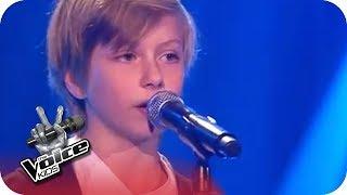 Philipp Dittberner – Das ist dein Leben (Benedikt) | Blind Auditions | The Voice Kids 2016 | SAT.1